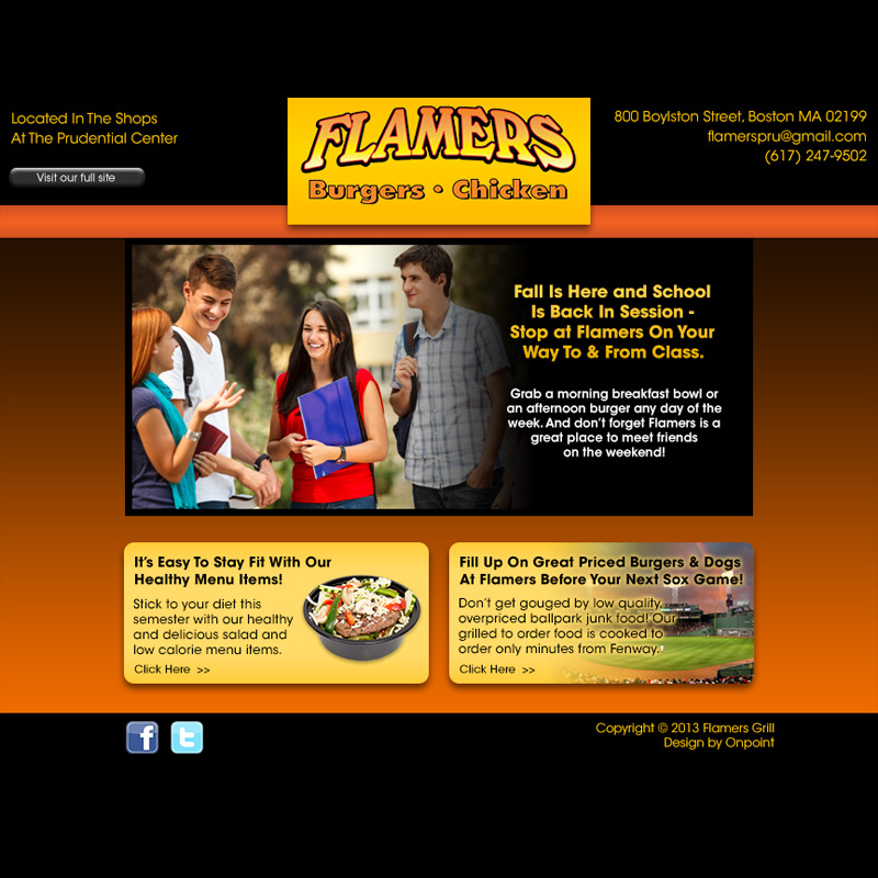 Flamers Grill